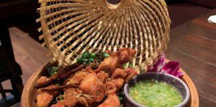 Delicious starter into the Thai food experience: Restaurant Nara Erawan Bangkok (26. December 2018)