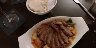 Decent Thai food but not the real thing: Restaurant Massaman Medienhafen (15. January 2019)