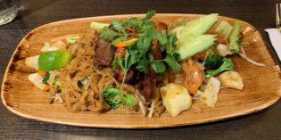 Surprisingly good Asian cuisine in a shopping mall: Restaurant Kaimug (23. March 2019)