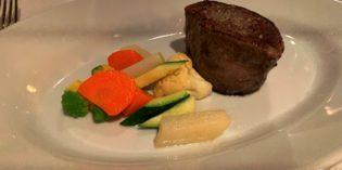 Good dishes but overpriced beef filet: Restaurant Brasserie Freilager (5. April 2019)