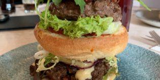 Great burger concept but mediocre execution: Restaurant Stickerei (24. April 2019)