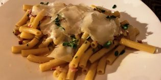 Great service and average dishes: Restaurant Olivé @ Radisson Blu St. Gallen (12. September 2019)