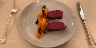 A delicious Michelin star experience: Restaurant Neue Blumenau (17. September 2019)