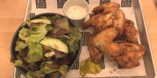 Authentic US fried chicken experience: Restaurant Yardbird Southern Fried Chicken (9. October 2019)
