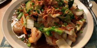 Good Asian cuisine worth the wait: Restaurant Co Chin Chin (17. October 2019)