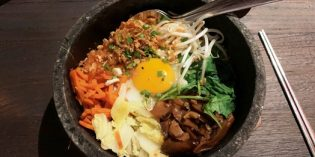 Surprisingly delicious Korean dishes with relatively slow service: Restaurant Miss Miu (3. December 2019)
