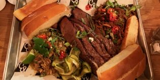 Delicious briskets but sub-terrestrial service: Restaurant Brisket – Southern BBQ & Bar (10. December 2019)
