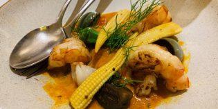 The Swiss version of a tapas concept: Restaurant Genuss Manufaktur Neubad (19. December 2019)