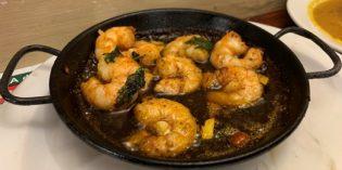 Eat like the locals do – a truly local tapas experience: Restaurant La Farola De Orellana (23. December 2019)