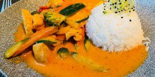 Swift and good lunch offering: Restaurant Nektar (6. January 2020)