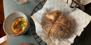 More than worth trying – delicious vegetarian lunch option: Restaurant Neue Taverne (24. January 2020)