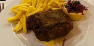 Hearty and heavy Swiss food: Restaurant Lokal (30. January 2020)