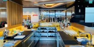 Nice experience but not as great as in previous visits: SWISS First Class Lounge Terminal E (7. March 2020)