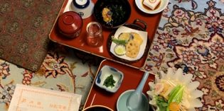 A truly traditional Japanese temple dinner experience: Ekoin Temple (12. March 2020)