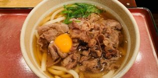 Outstanding service and decent udon noodles: Restaurant Gourmet Kineya (13. March 2020)