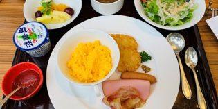 Set breakfast option due to the Coronavirus: Garden Café @ Kobe Bay Sheraton Hotel & Towers (14. March 2020)