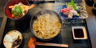 All things buckwheat – and especially soba noodles: Restaurant Sobanomi Yoshimura (16. March 2020)