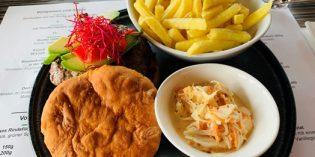Lovely service and decent dishes after a round of golf: Restaurant 19 @ Migros Golfpark Otelfingen (6. June 2020)