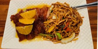Decent quick and simple business lunch: Restaurant Asian Moon (9. June 2020)