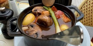 Very traditional French dishes: Restaurant Au Bourguignon Du Marais (21. June 2020)
