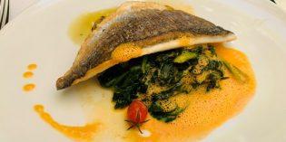 Delicious lunch menu but super slow kitchen: Restaurant Camino (25. June 2020)