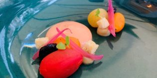 Delicious vegetarian cuisine with super slow service: Restaurant Marktküche (25. June 2020)