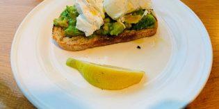 Decent Coronavirus version of a W breakfast: Restaurant Mr. Porter @ W Amsterdam (4. July 2020)