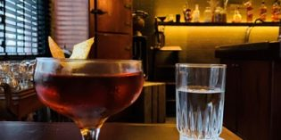 An amazing speakeasy which is not that easy to find: World Class Room @ Pigs & Punch (4. July 2020)