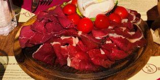 Great Italian dishes despite the touristic area: Restaurant Vetusta Insigna (9. July 2020)