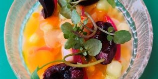 Interesting concept to assemble your dinner with small plates: Restaurant Josef (11. August 2020)