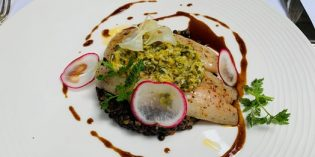 Somewhat of a well-hidden gem for lunch: Restaurant Rosaly's (25. August 2020)