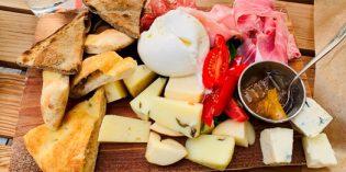 A truly original Italian restaurant worth going: Restaurant Brera Zurigo (27. August 2020)