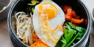 Delicious Korean dishes in a simple atmosphere: Restaurant Bibim Shack Stauffacher (5. September 2020)