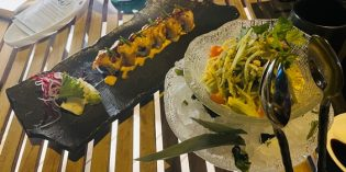 A great bargain and surprisingly tasty food: Restaurant Zengo @ Le Royal Meridien Beach Resort & Spa (12. March 2021)