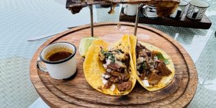 The most authentic Mexican cuisine in a long time: Restaurant Puerto 99 Mexican Cuisine (20. March 2021)