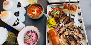 Great Southern style BBQ meat experience: Restaurant Brisket Southern BBQ & Bar (2. June 2021)