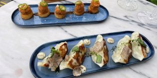 An absolutely breath-taking view – and definitely overpriced: Restaurant La Muña @ La Réserve Eden Au Lac (8. June 2021)