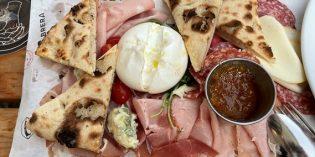 A safe bet for tasty Italian food – with a slight main course delivery delay: Restaurant Brera Zurigo (9. June 2021)