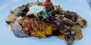 Delicious Zürcher Geschnetzeltes with lovely service: Restaurant Zunfthaus zur Waag (10. June 2021)