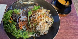 Tasty main dishes but not so tasty appetizers: Restaurant KimSang Panasia Cuisine (17. June 2021)