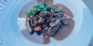Flexible kitchen and delicious Fegato alla Veneziana: Restaurant Taverna del Sud (18. June 2021)
