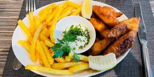 Great for a quick dinner break after 18 holes: Restaurant 19 @ Migros Golfplatz Otelfingen (19. June 2021)