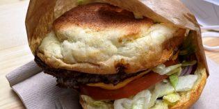 Delicious burgers in a semi-optimal setting: Restaurant Burgermeister Escherwyss (25. June 2021)