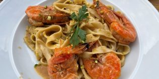 Regular Italian dishes in a decent atmosphere: Restaurant Mozzarella Bar & Bottega (3. July 2021)