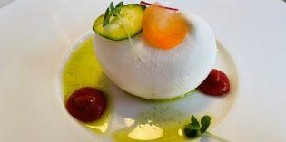 A delicious wedding meal prepared by Chef Luca Mozzanica: Restaurant La Veranda @ Villa Lario Resort Mandello (18. July 2021)