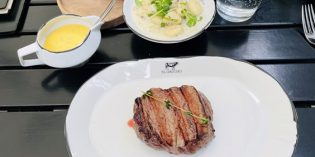 Good but not comparable to the one in Vienna: Restaurant El Gaucho Munich (25. July 2021)