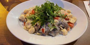 Industrialized but tasty Italian food: Restaurant L'Osteria Künstlerhaus (25. July 2021)