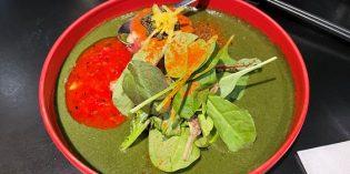 Delicious Asian cuisine definitely above expectation: Restaurant ZEN (4. August 2021)
