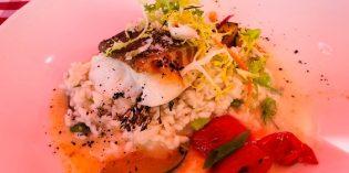 Definitely not recommended for lunch: Restaurant Ganymed (11. August 2021)