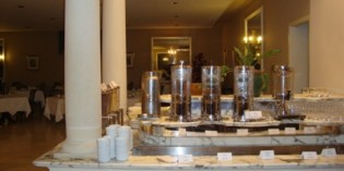 27. December 2010 – 1. January 2011: Antoinette Room @Corinthia Palace Hotel & Spa